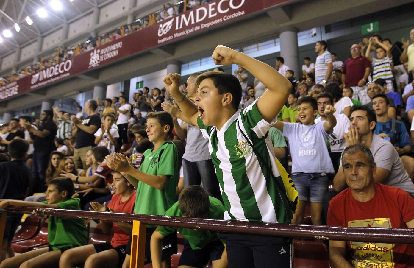 Espectáculo de futsal en Córdoba